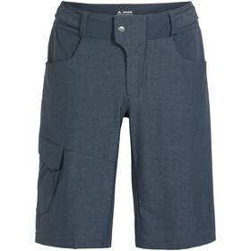 VAUDE Tremalzo III Shorts Heren, steelblue